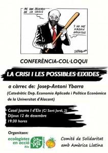 Conferència 12 desembre