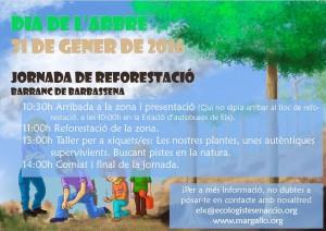 Jornada Reforestació BARBASSENA_31 Gener