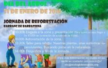 Jornada Reforestación BARBASSENA_31 Enero